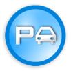 ParkAdmin button